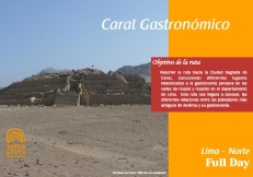 caral gastronomico full day