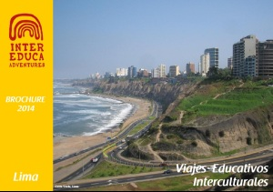 Brochure Lima Full Day IEAdventures